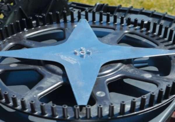 Ambrogio L250i cutting blades