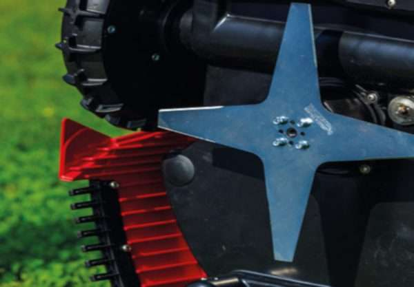 Ambrogio L30 robot mower cutting blades