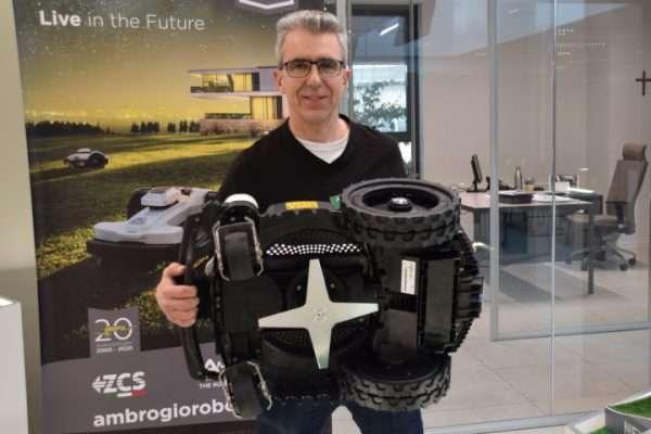 Ambrogio 4.0 Robot Mower Blades
