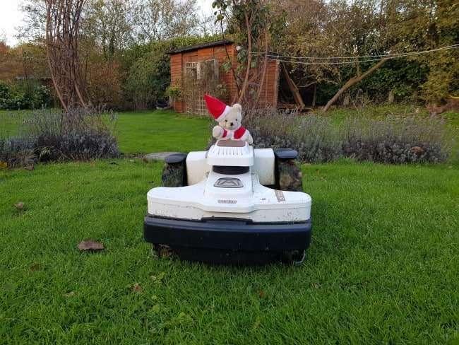 Ambrogio 4.0 Robot Mower Christmas present