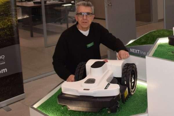 Ambrogio 4.0 Robot Mower