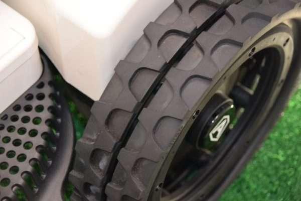 Ambrogio 4.0 Robot Mower Tyres