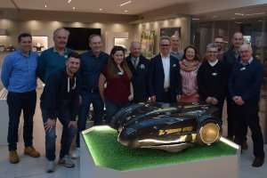 Ambrogio Dealer Visit To Italy