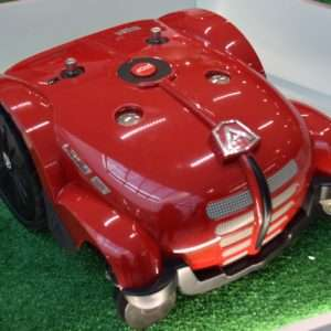 Ambrogio L250i Robot Mower Display