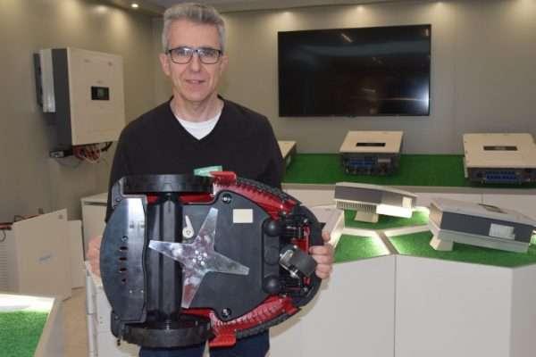 Ambrogio L35 Robot Mower Blades