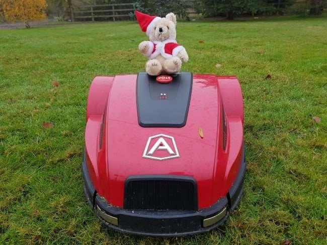 Ambrogio L35 Robot Mower Christmas present