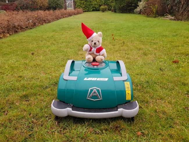 Ambrogio L60 Robot Mower Christmas present