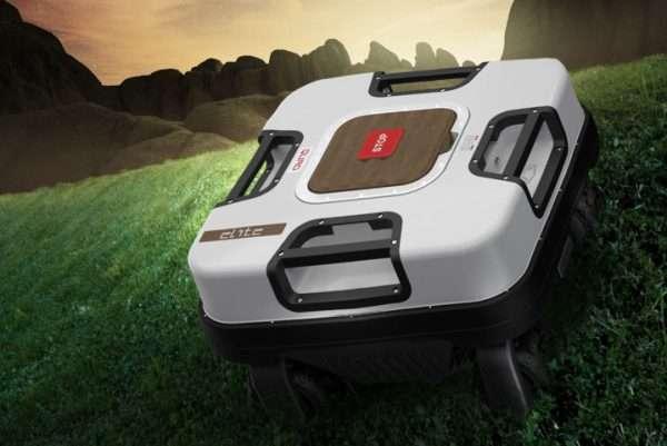 Ambrogio QUAD robot mower