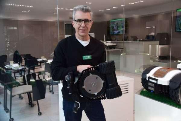 Ambrogio Twenty Robot Mower Cutting Blades