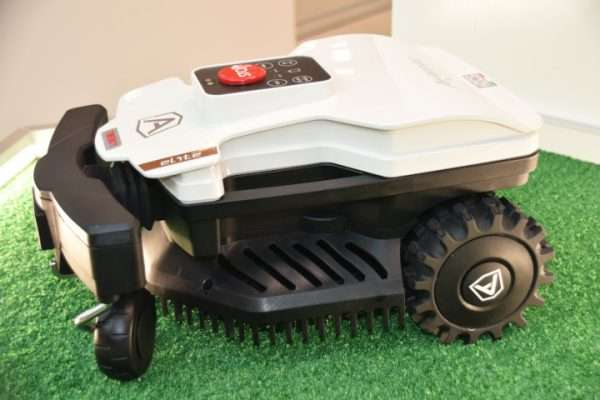 Ambrogio Twenty Robot Mower Display