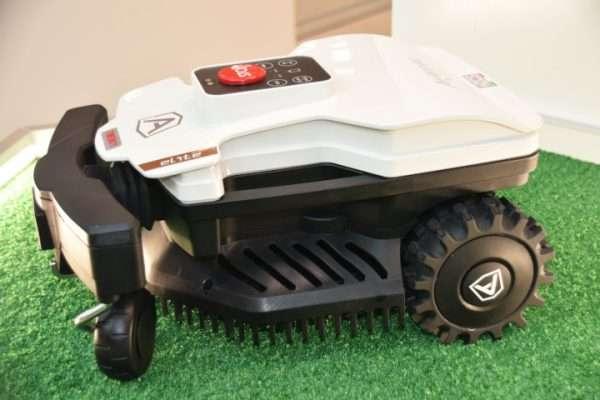 Ambrogio Twenty Robot Mower Display