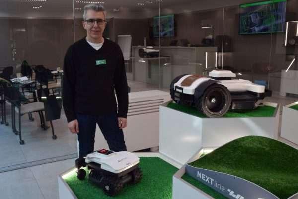 Ambrogio Twenty Robot Mower