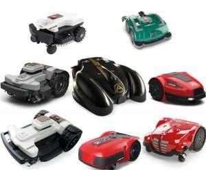 Choose an Ambrogio Robot Mower