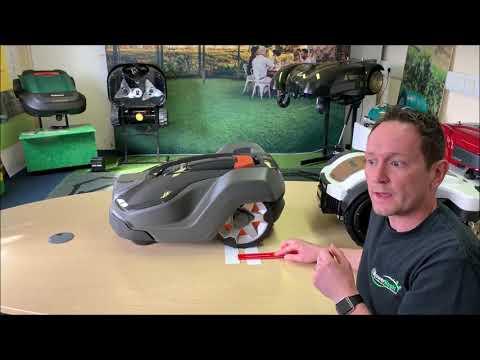 Compare Husqvarna and Ambrogio Robot Mower 1