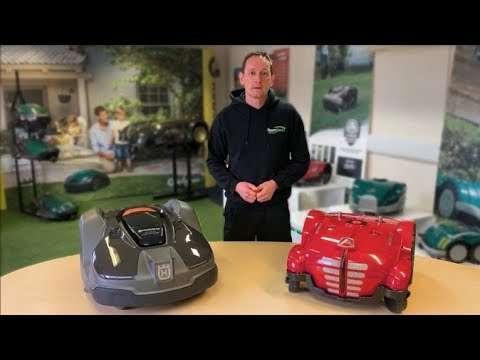 Compare Husqvarna and Ambrogio Robot Mower 2