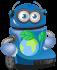 Green benefits of a robot mower