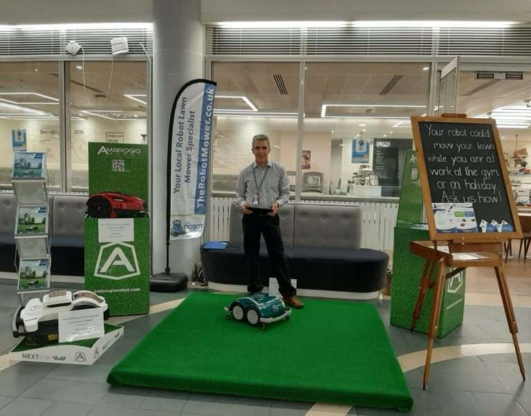 The Robot Mower @ Lloyds