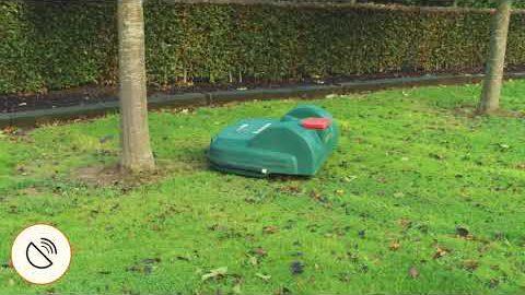 Belrobotics Parkmow robot mower